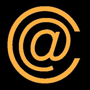 לוגו לכותרת דביקה